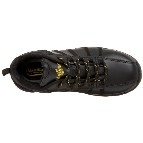 Nautilus 1706 Comp Toe No Exposed Metal EH Athletic Shoe Black Manchester 5NWPrnI