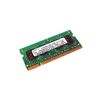 SODIMM RAM para ordenador portátil Samsung M470T2953CZ3-CD5, 1 GB DDR2, 533 MHz, PC 2-4200S CL4: Amazon.es: Electrónica