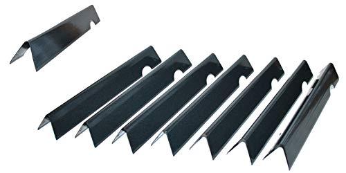 Weber 66033 Set of 7 Porcelain Enameled Flavorizer Bars for Genesis II E-410 (17