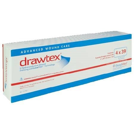 Non-Adherent Dressing Drawtex - Item Number 00306RL - 4 X 39 Inch - 1 Roll / Each