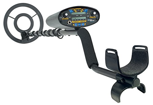 bounty hunter ii metal detector