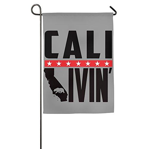 Hioyio Cali Bear House Flag&Garden - Dior Houston