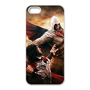 Assassin'S Creed iPhone 4 4s Cell Phone Case White Phone Accessories VR668969