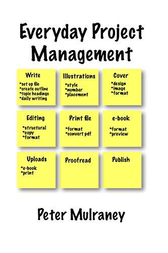 Amazon com: Everyday Project Management (Everyday Business Skills