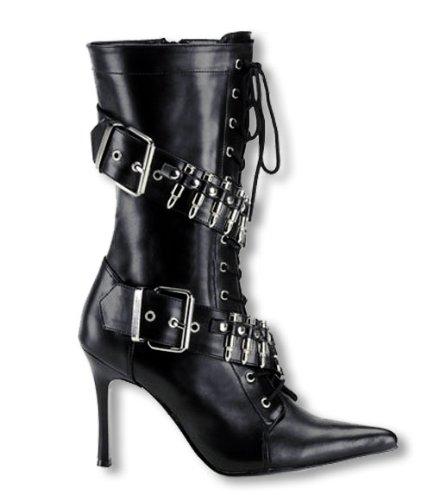 Horror-Shop Patronengurt High Heel Stiefel Stiefel Stiefel 37 46e16c