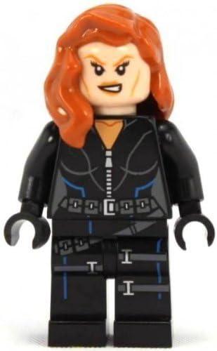 Lego Super Heroes Black Widow Minifigure