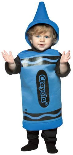 Crayon Costume for Toddlers