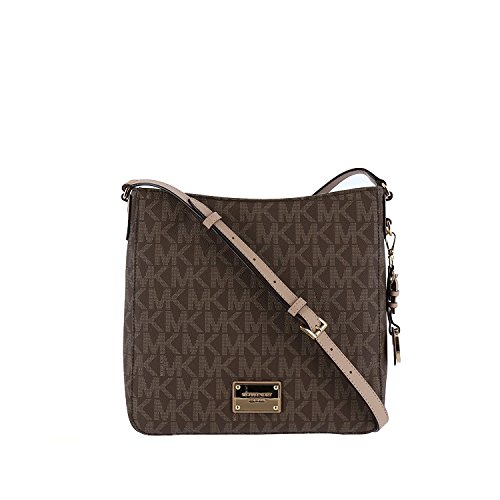 MICHAEL Michael Kors Jet Set Large Travel Messenger Mocha