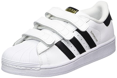adidas Superstar Foundation CF C, Scarpe da Fitness Unisex