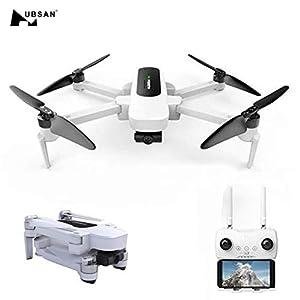 Amyove Drone Quadcopter H117S Zino GPS 5G WiFi 1KM FPV with 4K UHD Camera 3-Axis Gimbal RC Drone Quadcopter RTF 411xc9mcsxL