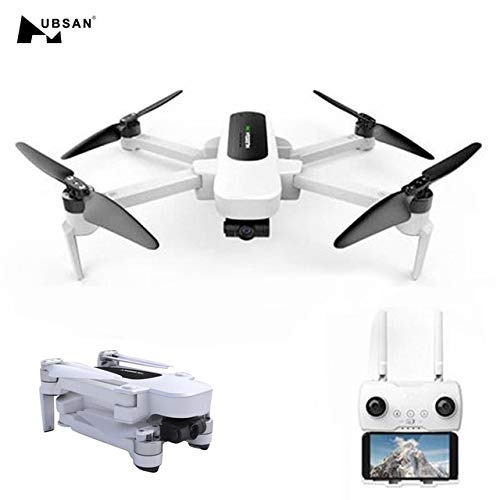 Without Storage Bag Studyset Hubsan H117S Zino GPS 5G WiFi 1KM FPV with 4K UHD Camera 3Axis Gimbal RC Drone Quadcopter RTF with Storage Bag
