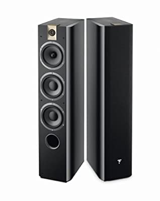 Focal Chorus 726 3-Way Bass Reflex Floorstanding Speakers