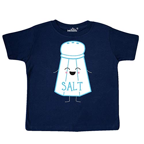 inktastic - Salt Shaker Costume Toddler T-Shirt 2T Navy Blue 31d07 -