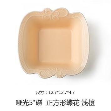 XYu0026GK Keramik Snack Teller, Eis Schüssel, Dim Sum Schüssel, Snack Teller,  Schöne
