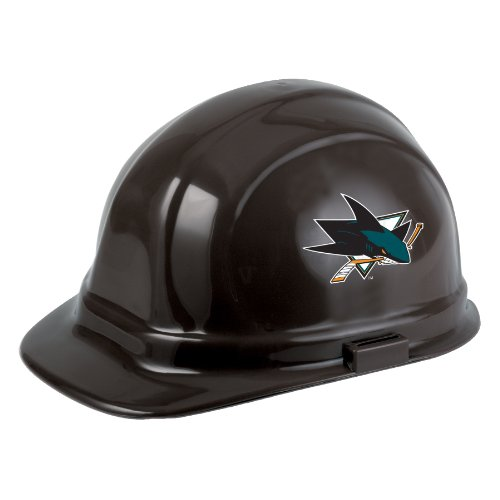 NHL San Jose Sharks Hard Hat 1