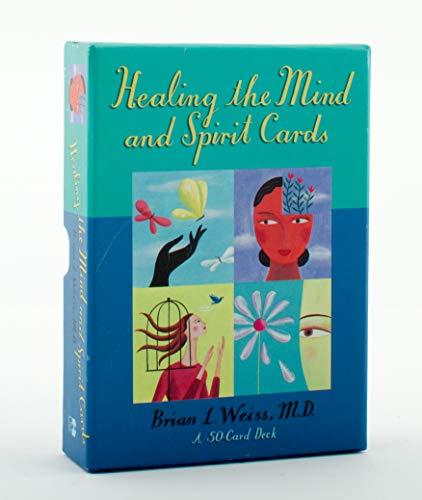 Healing Mind & Spirit Cards (Large Card Decks) Cards – September 1, 2002