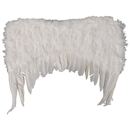 US Toy Child Feather Angel Wings (Boys Angel Costumes)