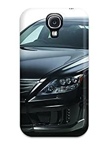 New Style Case Cover SZEBqxG6164ZeHiV 2010 Wald Lexus Ls600h Black Bison Compatible With Galaxy S4 Protection Case