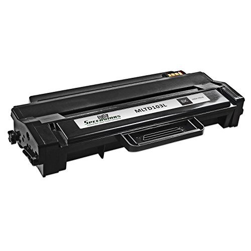 Speedy Inks - Compatible For Samsung 103L MLT-D103L MLTD103L 103 High Yield Black Laser Toner Cartridge For use in ML-2955DW, ML-2955ND, SCX-4729FD, and SCX-4729FW