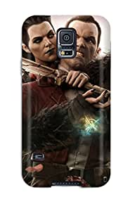 TATIANAE STEVENS's Shop Tpu Shockproof/dirt-proof Dishonored The Brigmore Witches Cover Case For Galaxy(s5) 2497310K44656965