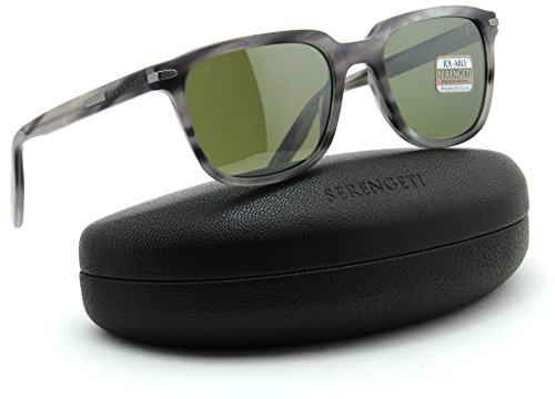 Serengeti Mattia Unisex Sunglasses Drivers Polarized NM 555 Lens (8475)