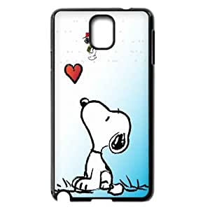 [Tony-Wilson Phone Case] For Samsung Galaxy NOTE3 -IKAI0446635-Cute & Funny Snoopy