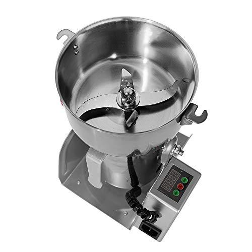 Marada 750g Pulverizer Grinding Machine Stainless Steel 25000 r/min Pulverizer Machine for Kitchen Herb Spice Pepper Coffee Powder Grinder (750g)  by Marada (Image #7)