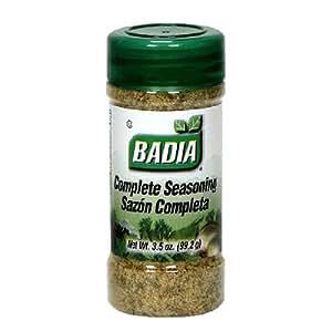 Badia Complete Seasoning, 3.5-Ounce Bottle (Pack of 12)