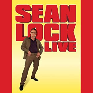 Sean Lock Live Audiobook