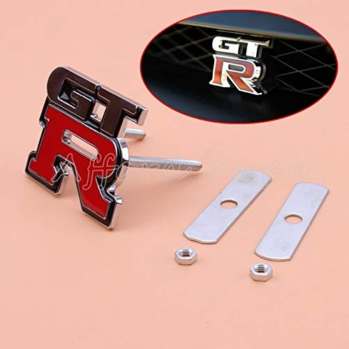 Activve GTR Grill Badge Emblem Skyline For 370Z R32 for sale  Delivered anywhere in USA