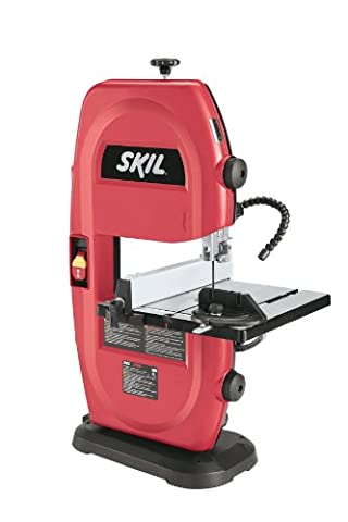 SKIL 3386-01 2.5-Amp 9-Inch Band Saw (Small Power Saw)