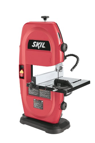 SKIL 3386-01 2.5-Amp 9-Inch Band Saw (Best Band Saw Under 200)