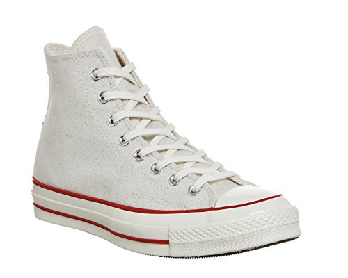 Converse - Zapatillas para hombre Egret Flame Scarlet
