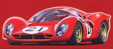 フジミ模型 1/24 フェラーリ330P4 ゼッケン№24の商品画像