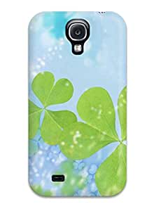 Durable Case For The Galaxy S4- Eco-friendly Retail Packaging(happy St Patrick??s Day )