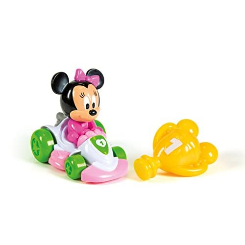Clementoni - 17124 - Go Kart Baby Minnie - Disney - Premier age
