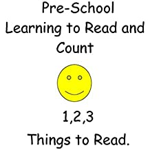 PreSchool Learning to Read 123 Things to Read