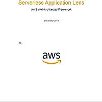 Serverless Applications Lens: AWS Well-Architected Framework (AWS Whitepaper) (English Edition)