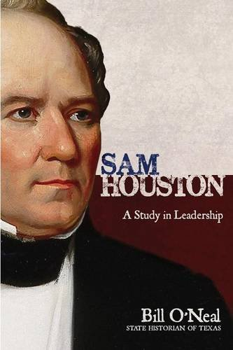 Sam Houston: A Study In Leadership