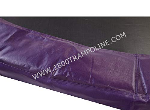 Family Store Network Purple Made in USA 12' Trampoline Frame Pad 12'' Wide