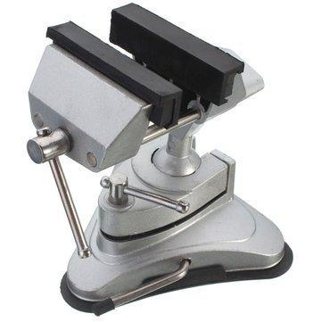 Manual Tools Clamping Tools - Professional Fixed Repairtools Aluminum Alloy Mini Vise Bench Vice Clamp Carving Clamping - 1 x Aluminium alloy mini vise