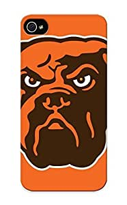 meilinF000Hot FDZjuh-15c32-EeaRU Cleveland Browns Nfl Football Tpu Case Cover Series Compatible With iphone 5/5smeilinF000