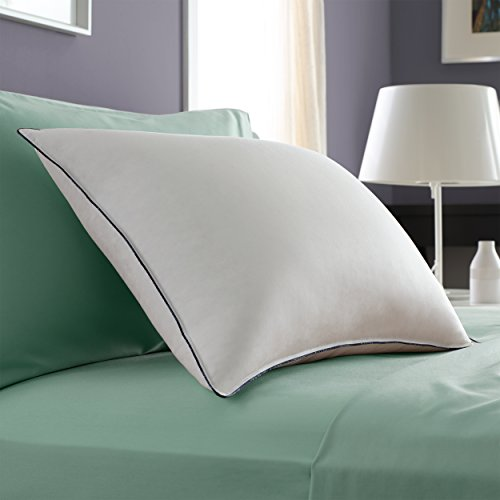 Pacific Coast Classic Soft Pillow 500 Thread Count 600 Fill Power Down Machine Wash & Dry - King