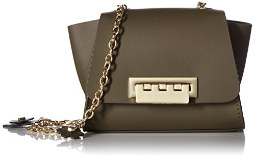 Chain with Olive ZAC Posen Charms Olive Mini Zac Eartha Crossbody Floral 77wIOFq