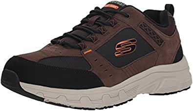 Skechers Mens Oak Canyon Brown Size: 6.5