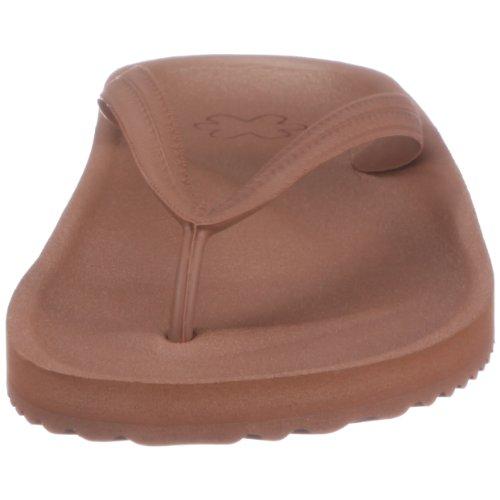 Flip Flop apparel Daybed Men 30145 - Chanclas de caucho para hombre Marrón