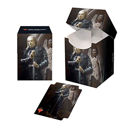 - MTG Core Set 2020 V3 Sorin Imperious Bloodlord Ultra Pro Printed Art Deck Box Magic The Gathering Case Protectors