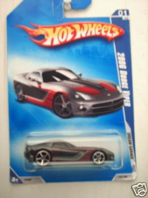 Hot Wheels 2006 Dodge Viper Dream Garage 01/10 147/190 1:64 Scale (2006 Dodge Viper compare prices)