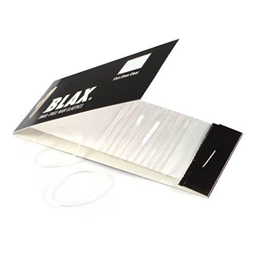 - BLAX Clear Snag-Free Hair Elastics by Blax