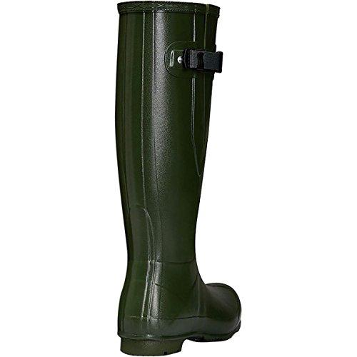 Jagers Boots Norris Field Side Verstelbare Laars - Dames Vintage Groen, 9.0